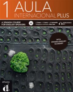 Spanish textbook - Aula Internacional