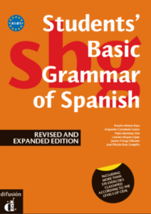spanish textbook students basic grammar of spanish