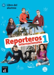Reporteros Internacionales Spanish Textbook
