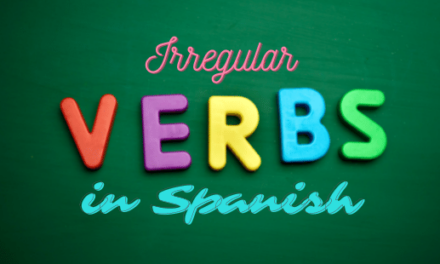 Top Irregular Spanish Verbs [+200 Common Verbs]